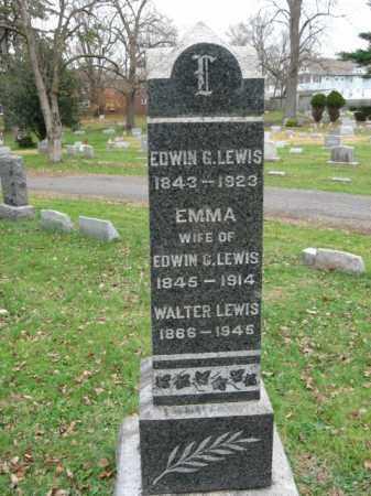 LEWIS, EDWIN G. - Somerset County, New Jersey | EDWIN G. LEWIS - New Jersey Gravestone Photos