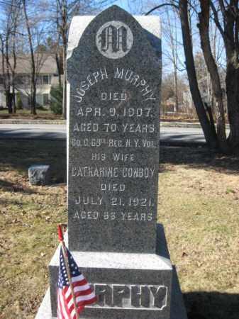 MURPHY, JOSEPH - Somerset County, New Jersey | JOSEPH MURPHY - New Jersey Gravestone Photos