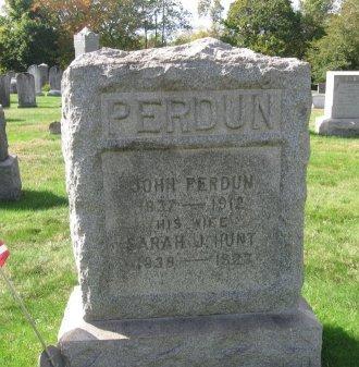 PERDUN, JOHN - Somerset County, New Jersey   JOHN PERDUN - New Jersey Gravestone Photos