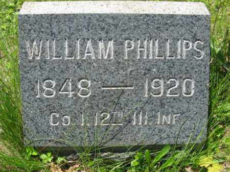 PHILLIPS, WILLIAM - Somerset County, New Jersey   WILLIAM PHILLIPS - New Jersey Gravestone Photos