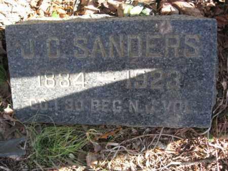 SANDERS, JOSEPHUS C. - Somerset County, New Jersey | JOSEPHUS C. SANDERS - New Jersey Gravestone Photos