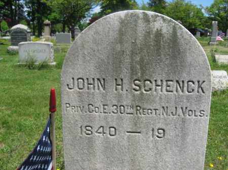 SCHNECK, PVT.JOHN H. - Somerset County, New Jersey | PVT.JOHN H. SCHNECK - New Jersey Gravestone Photos
