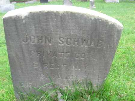 SCHWAB, JOHN - Somerset County, New Jersey | JOHN SCHWAB - New Jersey Gravestone Photos
