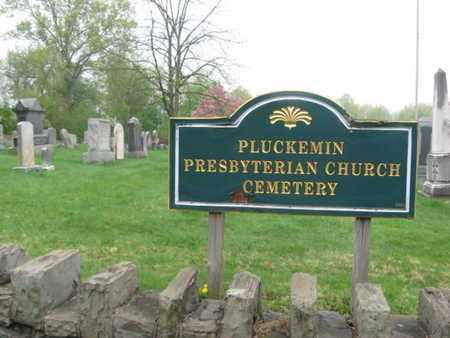 SIGN, PRESBYTERIAN CHURCH CEM. - Somerset County, New Jersey | PRESBYTERIAN CHURCH CEM. SIGN - New Jersey Gravestone Photos