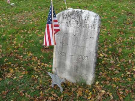 ST.JOHN, SAMUEL - Somerset County, New Jersey   SAMUEL ST.JOHN - New Jersey Gravestone Photos