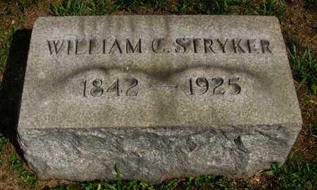 STRYKER, WILLIAM C. - Somerset County, New Jersey | WILLIAM C. STRYKER - New Jersey Gravestone Photos