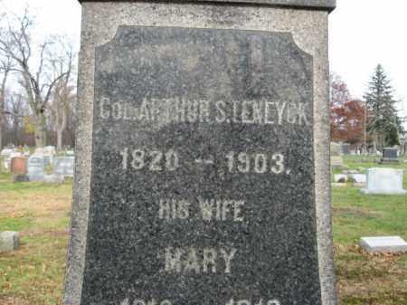 TENEYCK, COL.ARTHUR S. - Somerset County, New Jersey   COL.ARTHUR S. TENEYCK - New Jersey Gravestone Photos