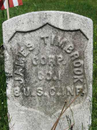 TIMBROOK (TINBROOK), JAMES - Somerset County, New Jersey | JAMES TIMBROOK (TINBROOK) - New Jersey Gravestone Photos