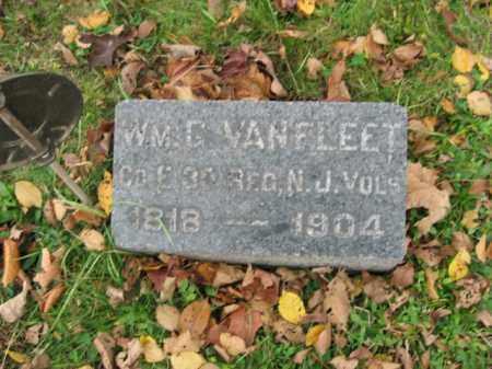 VANFLEET, WILLIAM G. - Somerset County, New Jersey   WILLIAM G. VANFLEET - New Jersey Gravestone Photos