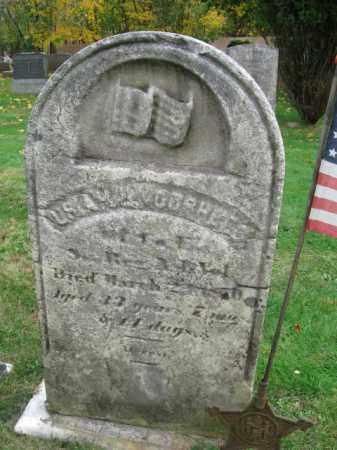 VOORHEES, URIAH B (D) - Somerset County, New Jersey | URIAH B (D) VOORHEES - New Jersey Gravestone Photos