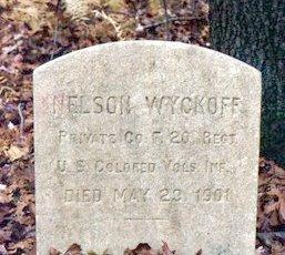 WYCKOFF, NELSON - Somerset County, New Jersey | NELSON WYCKOFF - New Jersey Gravestone Photos