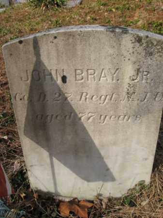 BRAY,JR., JOHN - Sussex County, New Jersey | JOHN BRAY,JR. - New Jersey Gravestone Photos