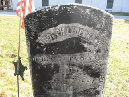 DECKER, JOSEPH L. - Sussex County, New Jersey | JOSEPH L. DECKER - New Jersey Gravestone Photos