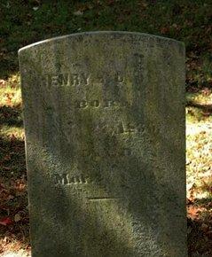 UTTER, HENRY S. - Sussex County, New Jersey   HENRY S. UTTER - New Jersey Gravestone Photos