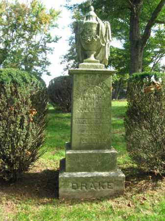 DRAKE, ALBERT A. - Union County, New Jersey | ALBERT A. DRAKE - New Jersey Gravestone Photos