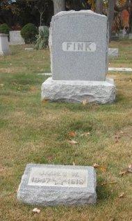 FINK, JAMES W. - Union County, New Jersey | JAMES W. FINK - New Jersey Gravestone Photos