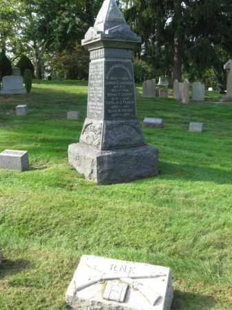 FRENCH, RICHARD NEWTON - Union County, New Jersey | RICHARD NEWTON FRENCH - New Jersey Gravestone Photos