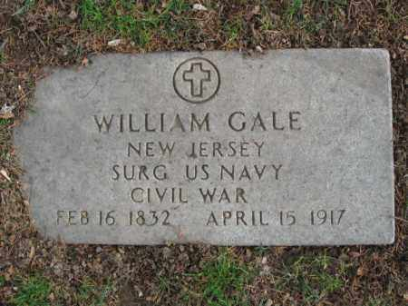 GALE, WILLIAM - Union County, New Jersey | WILLIAM GALE - New Jersey Gravestone Photos
