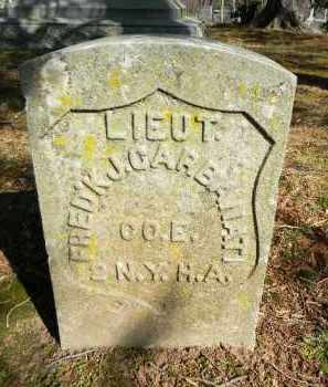 GARBANATI, FREDERICK J. - Union County, New Jersey | FREDERICK J. GARBANATI - New Jersey Gravestone Photos