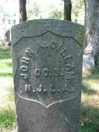 GILLAM, JOHN A. - Union County, New Jersey | JOHN A. GILLAM - New Jersey Gravestone Photos