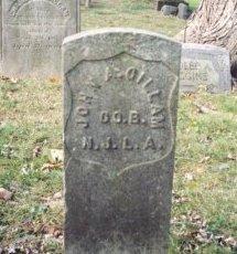 GILLIAM, JOHN A. - Union County, New Jersey   JOHN A. GILLIAM - New Jersey Gravestone Photos