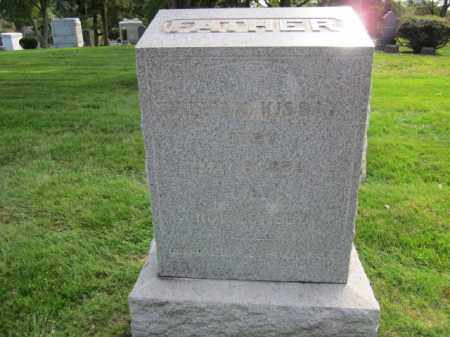 KISSAM, WILLIAM - Union County, New Jersey | WILLIAM KISSAM - New Jersey Gravestone Photos