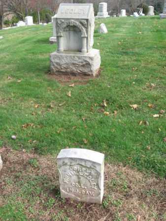 LEDLEY (LEADLEY), JOHN M. - Union County, New Jersey   JOHN M. LEDLEY (LEADLEY) - New Jersey Gravestone Photos