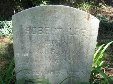 LEE, ROBERT - Union County, New Jersey | ROBERT LEE - New Jersey Gravestone Photos