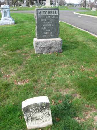 MITCHELL, CORP.ROBERT F. - Union County, New Jersey | CORP.ROBERT F. MITCHELL - New Jersey Gravestone Photos