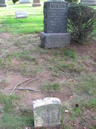 NIXON, FREDERICK N. - Union County, New Jersey   FREDERICK N. NIXON - New Jersey Gravestone Photos