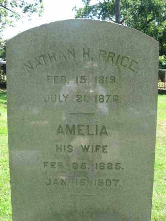 PRICE, NATHAN H - Union County, New Jersey | NATHAN H PRICE - New Jersey Gravestone Photos