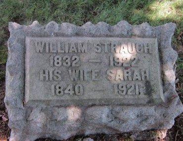 STRAUCH, WILLIM - Union County, New Jersey   WILLIM STRAUCH - New Jersey Gravestone Photos
