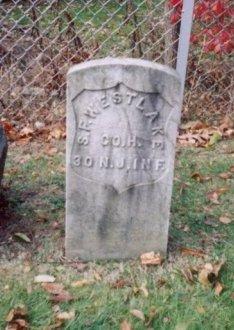 WESTLAKE, SYLVANUS F. - Union County, New Jersey | SYLVANUS F. WESTLAKE - New Jersey Gravestone Photos