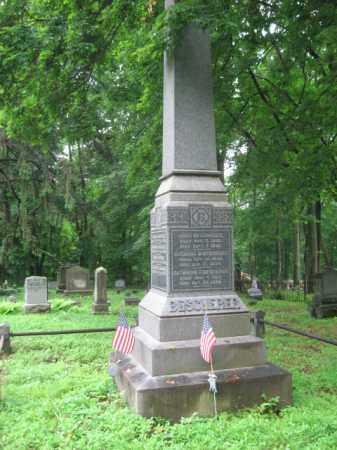 BESCHERER, JOHN H. - Warren County, New Jersey | JOHN H. BESCHERER - New Jersey Gravestone Photos