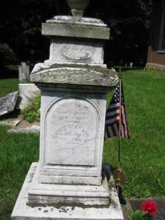 CRAIG, HUGH W. - Warren County, New Jersey | HUGH W. CRAIG - New Jersey Gravestone Photos