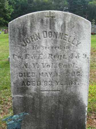 DONNELLY, JOHN - Warren County, New Jersey | JOHN DONNELLY - New Jersey Gravestone Photos