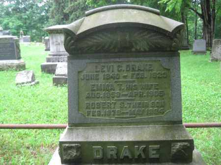 DRAKE, LEVI C. - Warren County, New Jersey | LEVI C. DRAKE - New Jersey Gravestone Photos