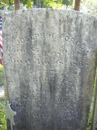 FORCE, JOSEPH H. - Warren County, New Jersey | JOSEPH H. FORCE - New Jersey Gravestone Photos