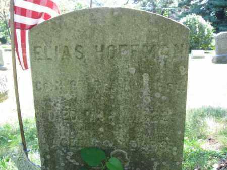 HOFFMAN, ELIAS - Warren County, New Jersey | ELIAS HOFFMAN - New Jersey Gravestone Photos