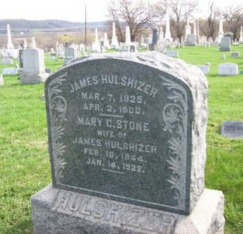 HULSHIZER (HULSIZER), JAMES - Warren County, New Jersey | JAMES HULSHIZER (HULSIZER) - New Jersey Gravestone Photos