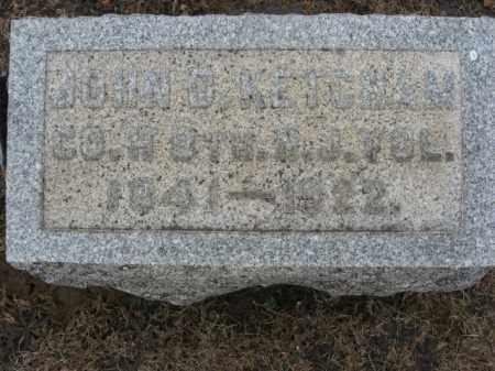 KETCHAM, JOHN D. - Warren County, New Jersey   JOHN D. KETCHAM - New Jersey Gravestone Photos