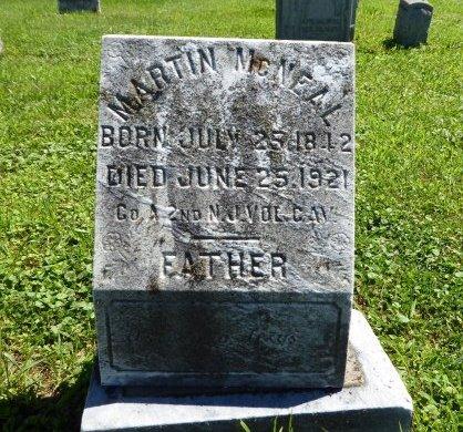MCNEAL (MCNEIL), MARTIN - Warren County, New Jersey | MARTIN MCNEAL (MCNEIL) - New Jersey Gravestone Photos