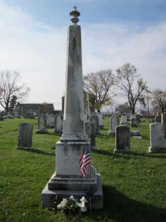 SHOUP, SAMUEL - Warren County, New Jersey | SAMUEL SHOUP - New Jersey Gravestone Photos