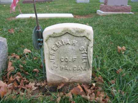STILL, JEREMIAH - Warren County, New Jersey   JEREMIAH STILL - New Jersey Gravestone Photos