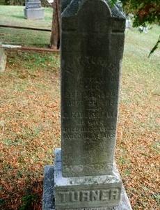 TURNER, WILLIAM P. - Warren County, New Jersey | WILLIAM P. TURNER - New Jersey Gravestone Photos