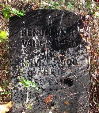 VANCAMPEN, BENJAMIN F. - Warren County, New Jersey   BENJAMIN F. VANCAMPEN - New Jersey Gravestone Photos