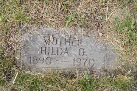 ANDERSON, HILDA O. - Barnes County, North Dakota   HILDA O. ANDERSON - North Dakota Gravestone Photos