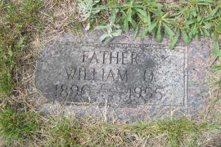 ANDERSON, WILLIAM O. - Barnes County, North Dakota | WILLIAM O. ANDERSON - North Dakota Gravestone Photos