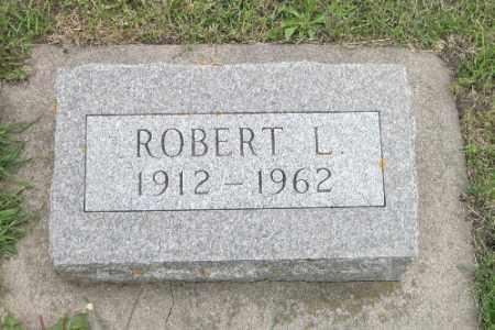 BJERTNESS, ROBERT L. - Barnes County, North Dakota   ROBERT L. BJERTNESS - North Dakota Gravestone Photos