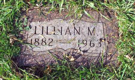 BROBST, LILLIAN M. - Barnes County, North Dakota | LILLIAN M. BROBST - North Dakota Gravestone Photos